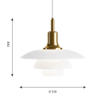 ph312-3glasspendant